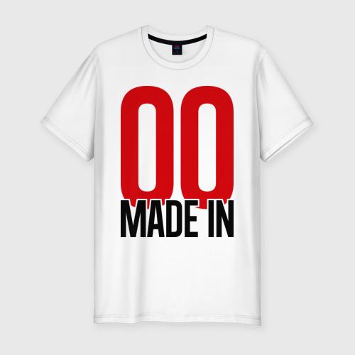 Мужская футболка премиум  Фото 01, Made in 00s