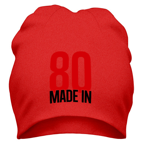 Made in 80s