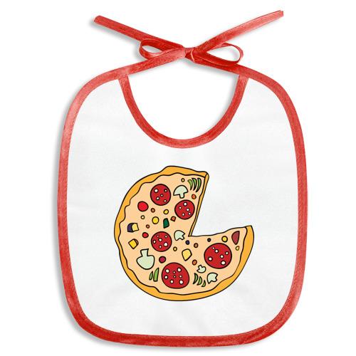 Пицца парная