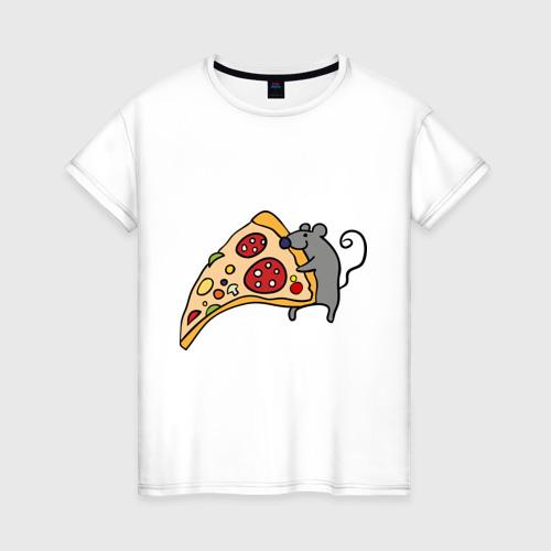 Кусочек пиццы парная