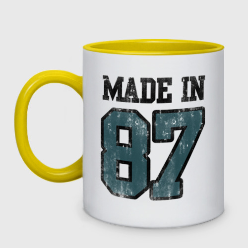 Made in 87