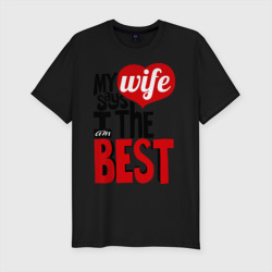 Wife says