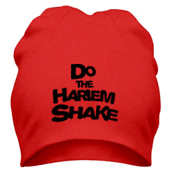 Do the harlem shake надпись