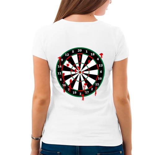 Женская футболка хлопок  Фото 04, Я никогда не одену эту футболку в бар