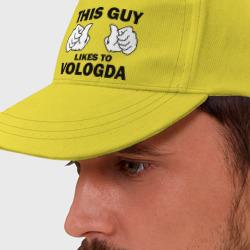 Этот парень любит Вологду