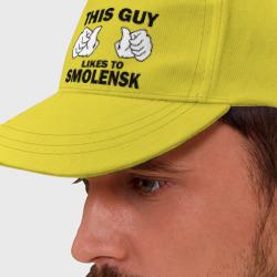 Этот парень любит Смоленск