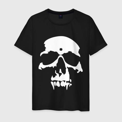 Мужская футболка хлопок skull (череп) Фото 01