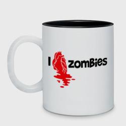 i love zombies(я люблю зомби)
