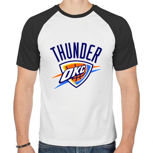 Мужская футболка реглан  Фото 01, Thunder