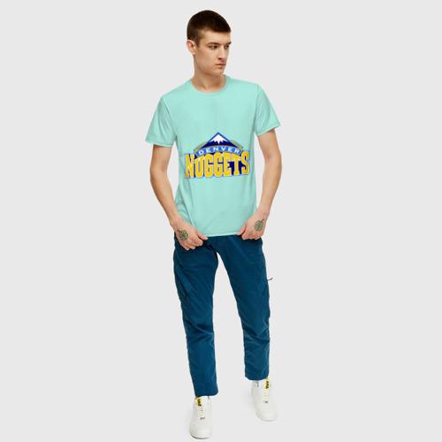 Мужская футболка хлопок Denver Фото 01