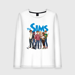 The Sims heroes