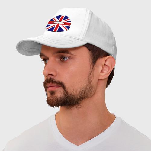 Бейсболка  Фото 02, Britain lips