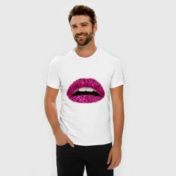 Pink leopard lips