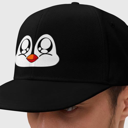 Морда пингвина
