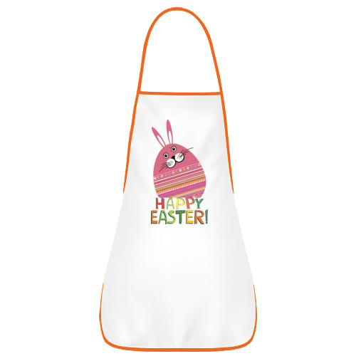 Фартук с кантом Easter rabbit