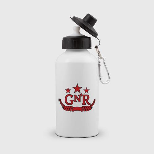 Бутылка спортивная GNR red
