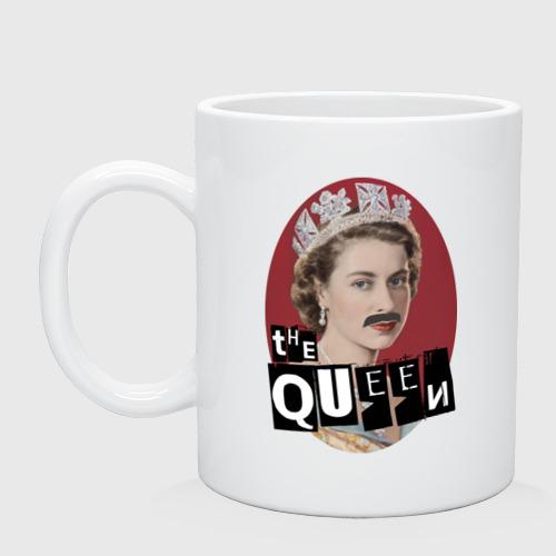 Кружка The Queen Фото 01