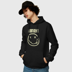 Nirvana logo glow