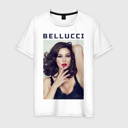 Bellucci red lips