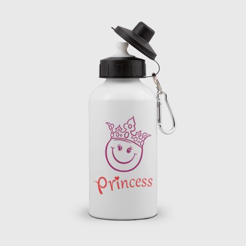 Бутылка спортивная  Фото 01, Принцесса