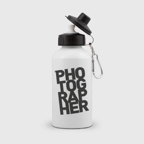 Бутылка спортивная  Фото 01, Фотограф