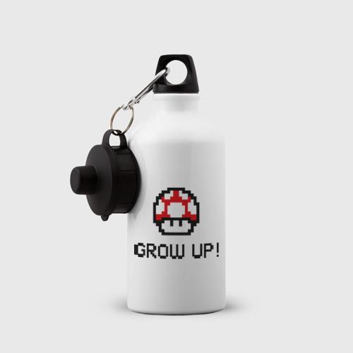 Бутылка спортивная Grow up! Фото 01