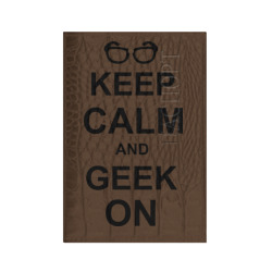 Кeep calm and geek on