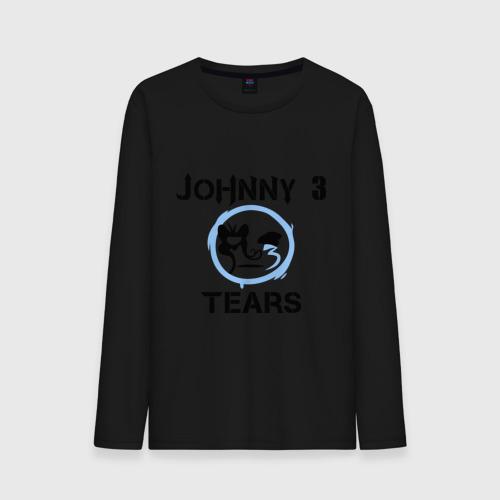 Мужской лонгслив хлопок  Фото 01, Johnny 3 Tears (HU)