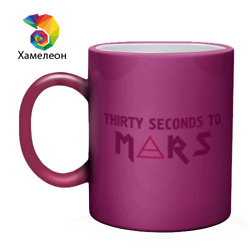 30 Seconds To Mars (30 секунд до марса)
