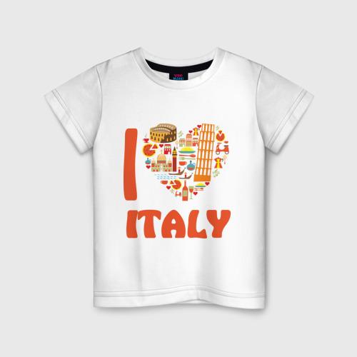 Я люблю Италию