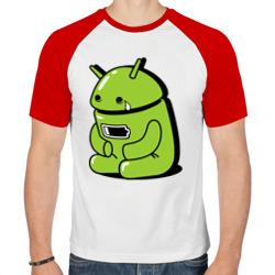 Андроид плачет