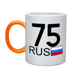 Забайкальский край - 75