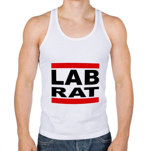Мужская майка борцовка  Фото 01, Lab Rat
