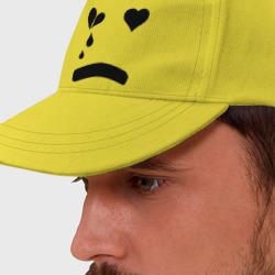 Sad smile