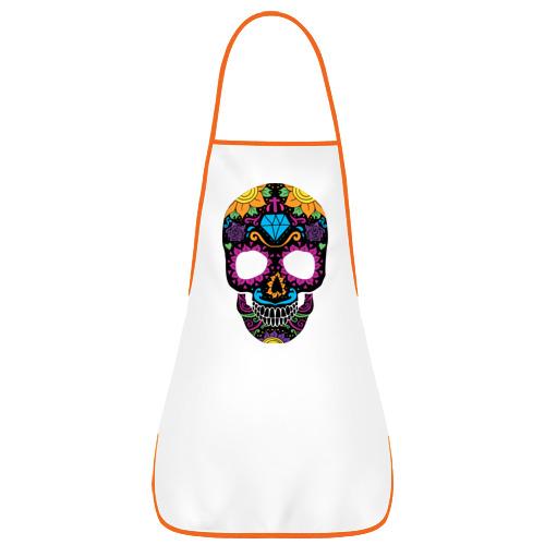Skull mexica