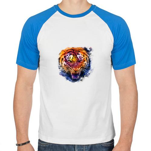 Тигр watercolor