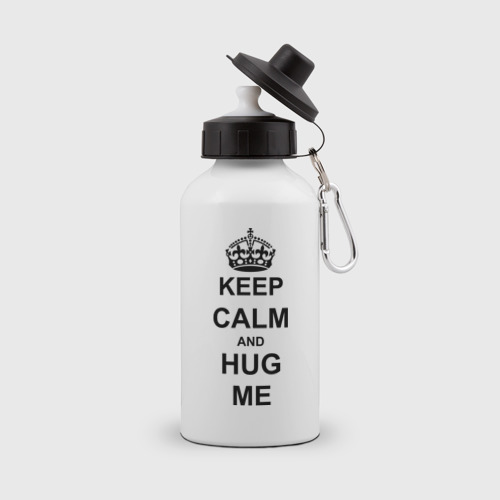 Keep calm and hug mе