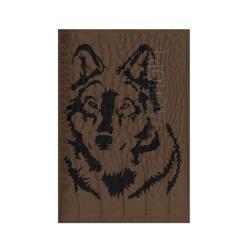 Чёрный волк