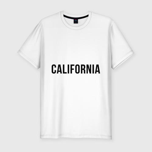 Мужская футболка премиум  Фото 01, California (Los Angeles)