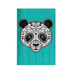 Панда c узорами
