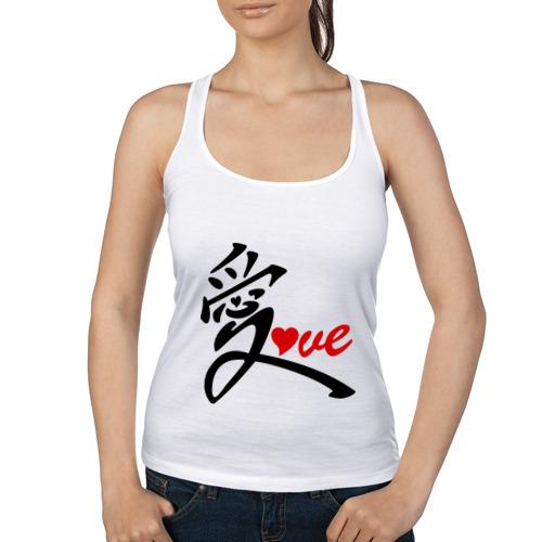Китайский символ любви (love)