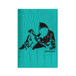 Раненый парень (Banksy)