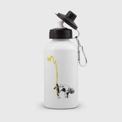 Peeing dog (Banksy)