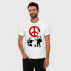 Peace Banksy