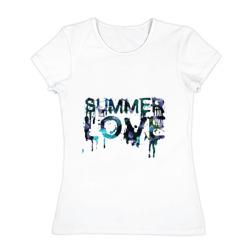 Summer love - интернет магазин Futbolkaa.ru