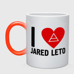 I love Jared Leto
