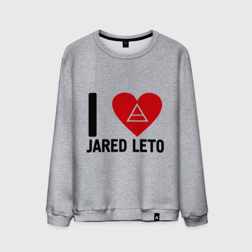 I love Jared Leto
