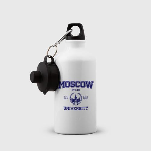 Бутылка спортивная  Фото 03, MGU Moscow University