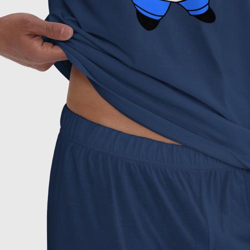 Мужская пижама хлопок Ни сисек, ни мороженого Фото 01