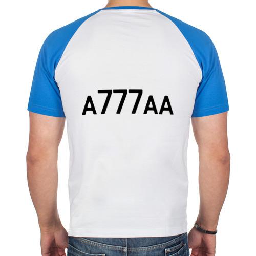 Мужская футболка реглан  Фото 02, Республика Коми - 111